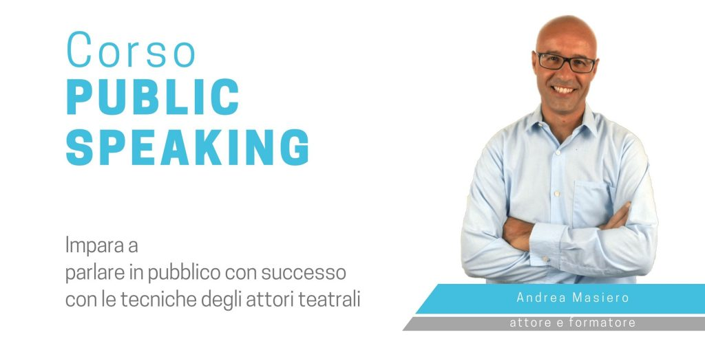 business, formatore corso di public speaking