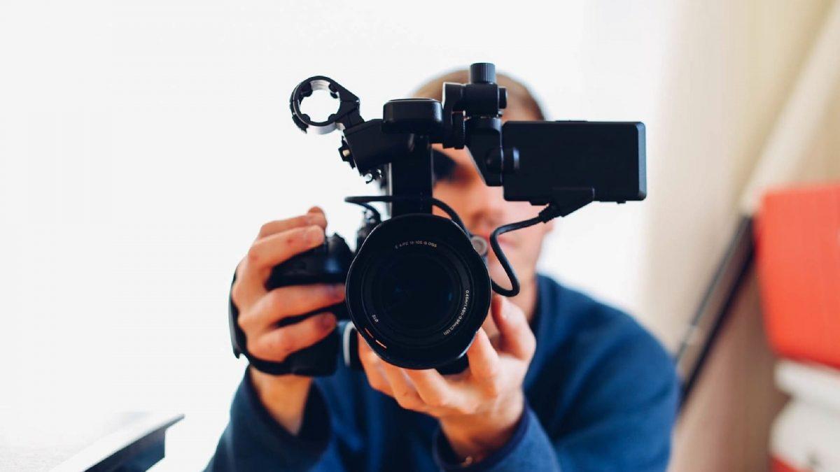 video public speaking